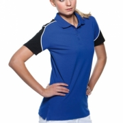 POLOSHIRT - LADY'S CONTRAST