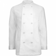 CHEF'S JACKET - COTTON DRILL