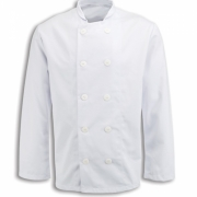 CHEF'S JACKET - POLY_COTTON