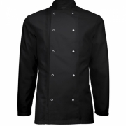 CHEF'S JACKET WITH STUDS