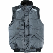 quilted body-warmers